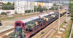 tren tancuri gherla