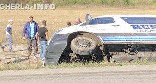 accident bustrans gherla cluj bontida