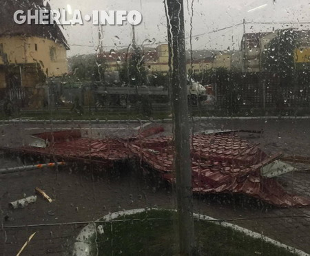 acoperis furtuna gherla gradinarilor