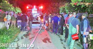 ciresoaia incendiu explozie bistrita