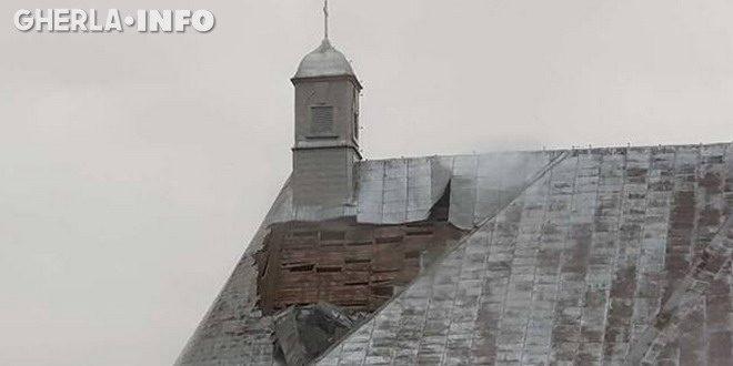 furtun acoperis biserica gherla