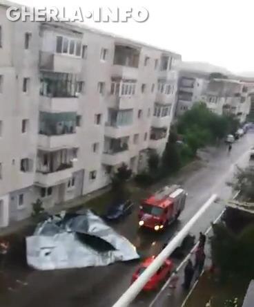 furtuna pompieria acoperis