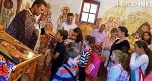 ghiodzane copii scoala biserica gherla sic