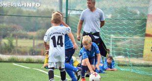 viitorul cluj fotbal juniori gherla laur astilean
