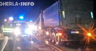 accident camion alba