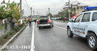 accident gherla logan str dejului politie