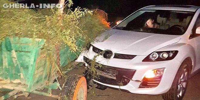 accident masina caruta bont sacalaia gherla
