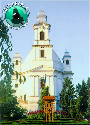 gherla troita parc biserica armeneasca