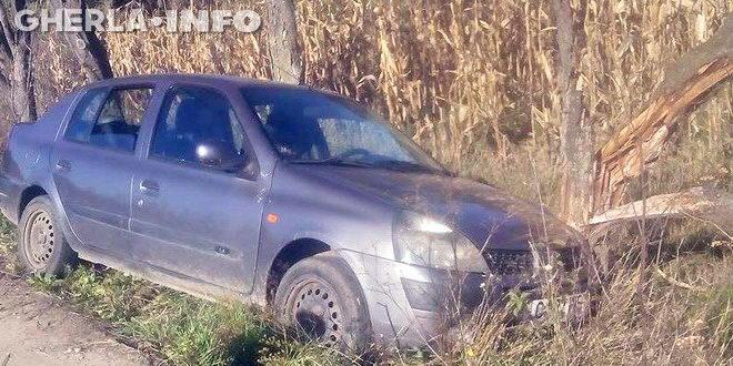 masina copac mahal accident renault