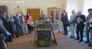 pictura penitenciar gherla expozitie muzeu