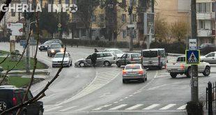 accident gherla strada clujului