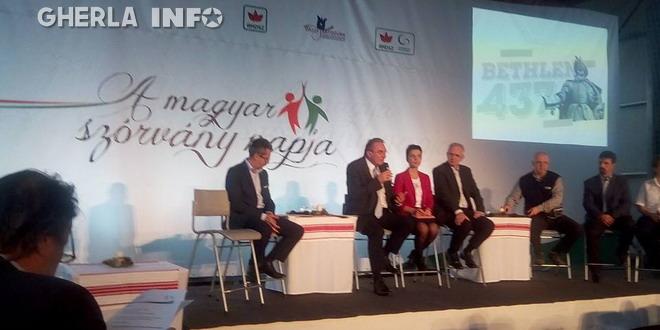 conferinta ziua diaspora maghiar gherla