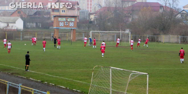 fotbal armenopolis gherla ariesul mihai viteazu