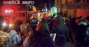 incendiu camin studenti hasdeu cluj