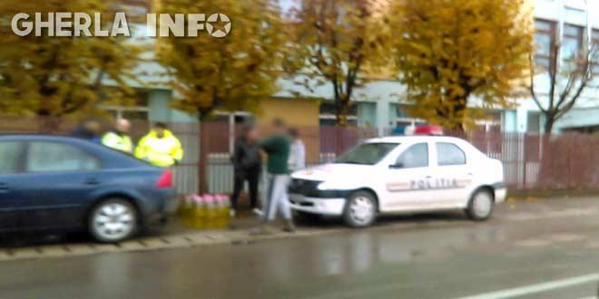 politie gherla motorina