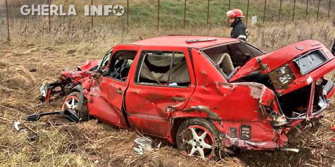 accident masina tren jucu