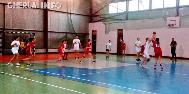 baschet fotbal handbal gherla