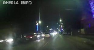 cluj floresti trafic noapte