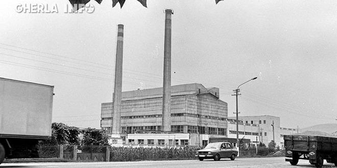 fabrica sticla gherla 1984