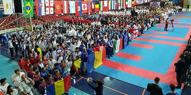 karate budokan ryu italia