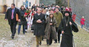 regele mihai manastire nicula