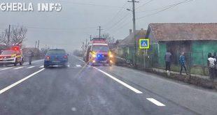 accident fundatura smurd pompieri