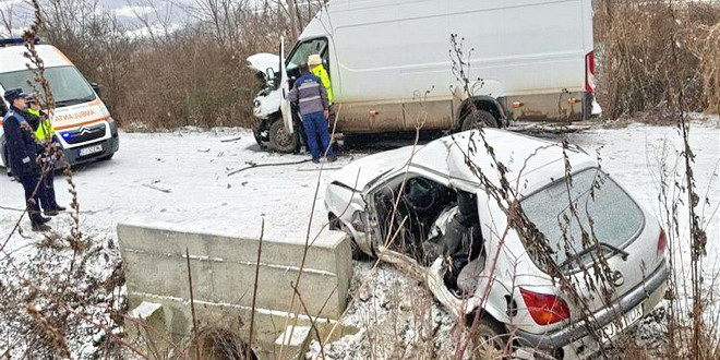 accident razbuneni bobalna dej