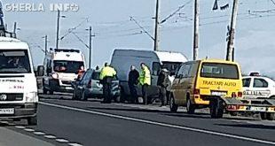 accident livada politie ambulanta