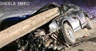 accident valcele apahida volkswagen