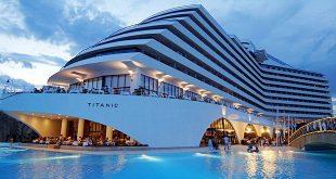 antalya titanic beach