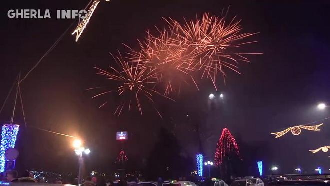 artificii gherla 2018