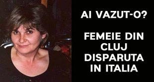 femeie cluj somesu cald gilau disparuta italia
