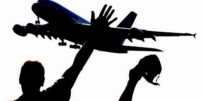 avion turist