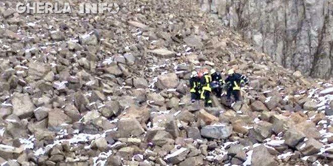 cariera bologa mort pompieri cazut