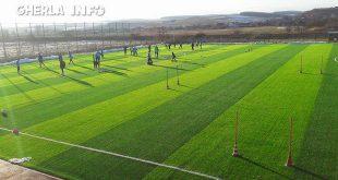iclod fotbal teren baza stadion