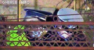 politist masca cadavru samboieni sanmartin cluj
