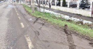 accident gherla strada dejului matiz