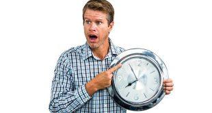 barbat ceas