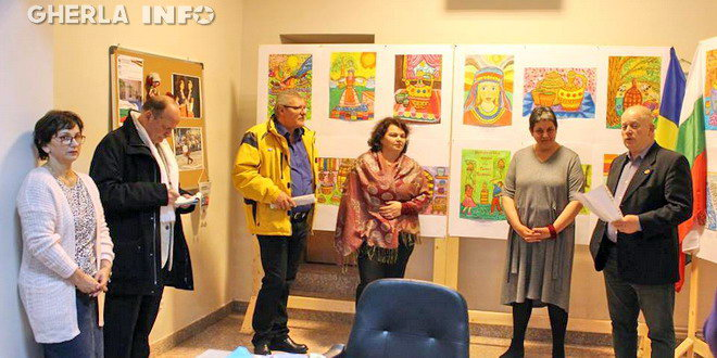 centru turistic gherla expozitie desene bulgaria