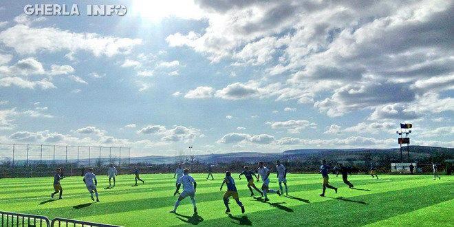 fotbal atletic olimpia gherla unirea iclod