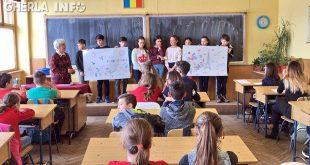 scoala 1 gherla elevi clasa francofonie