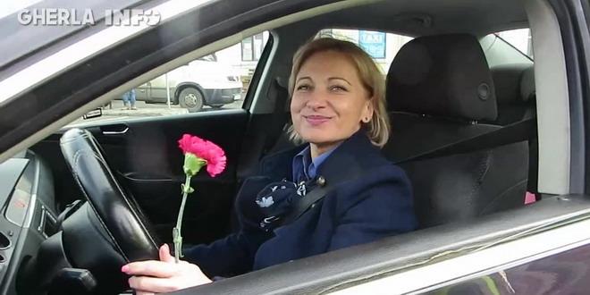 soferita floare politie 8 martie gherla