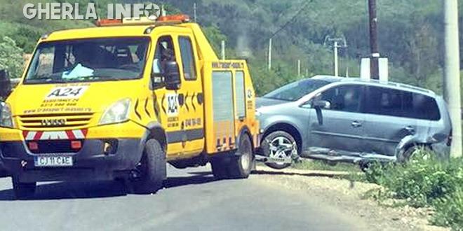accident volkswagen fizesu gherlii