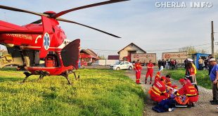 accident smurd elicopter bata bistrita