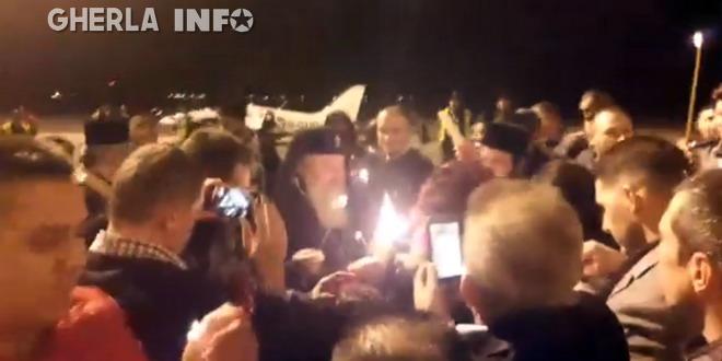 aeroport cluj andreicut lumina ierusalim