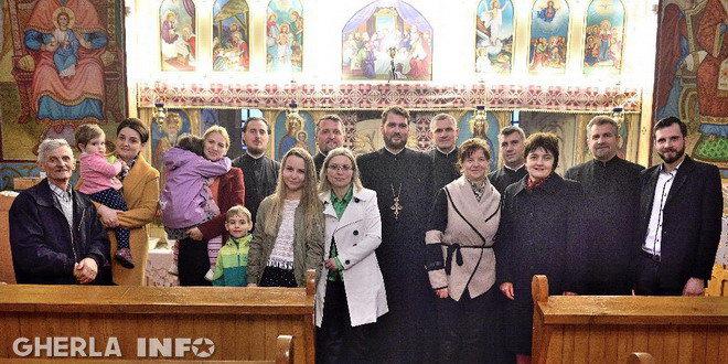 biserica baita preot