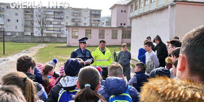 politie scoala nr 1 gherla