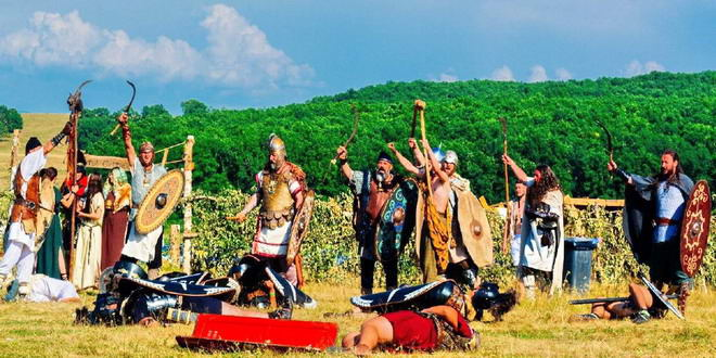 festival celtic transilvania beclean