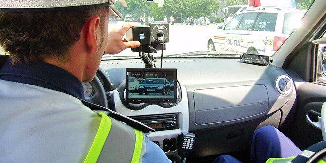 politie radar