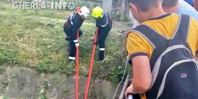 pompieri canal gherla